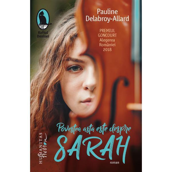 """Povestea asta este despre Saraha fost nominalizat&259; pentru Premiul Goncourt &537;i pentru Premiul Goncourt al liceenilor A primit Premiul librarilor din Nancy – Le Point &537;i Premiul """"Envoyé par la Poste"""" A ob&539;inut Premiul Goncourt – alegerea Poloniei Premiul Goncourt – alegerea României Premiul Goncourt – alegerea Suediei A ob&539;inut de asemenea Prix du Style &537;i Premiul studen&539;ilor France"""