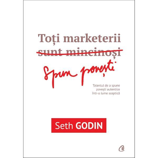 Seth Godin este autorul c&259;r&539;ilor Tribes The Dip Purple Cow Permission Marketing &537;i al altor bestselleruri cu succes interna&539;ional care au schimbat felul &238;n care g&226;ndesc &537;i ac&539;ioneaz&259; oamenii de afaceri Este cel mai influent blogger din lume pe teme legate de afaceri &537;i se situeaz&259; constant printre primii 25 cei mai citi&539;i bloggeri din orice categorie De asemenea este fondator &537;i CEO al Squidoo o companie de succes pe