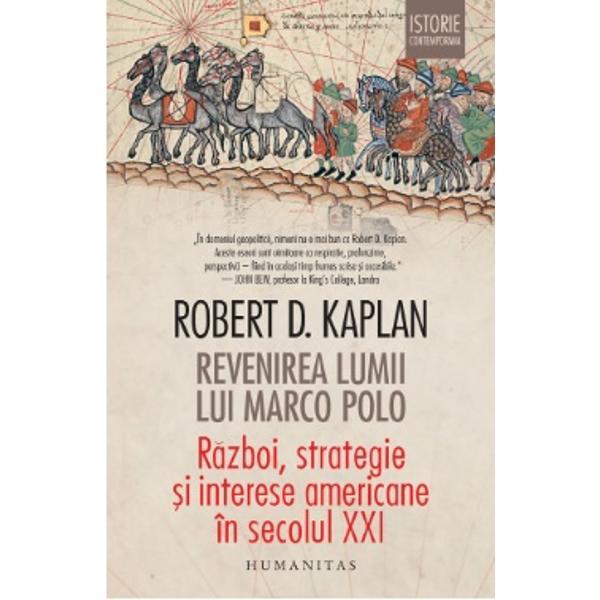 La sfâr&351;itul secolului al XIII-lea Marco Polo &351;i-a început lunga c&259;l&259;torie din Vene&355;ia spre China pe Drumul M&259;t&259;sii reprezentând la vremea aceea o adev&259;rat&259; re&355;ea comercial&259; eclectic&259; &351;i multicultural&259; care lega Europa de Asia Ast&259;zi în secolul XXI guvernul chinez a propus un Drum al M&259;t&259;sii pe uscat &351;i pe ap&259; absolut similar celui din epoca lui Marco Polo Cu alte