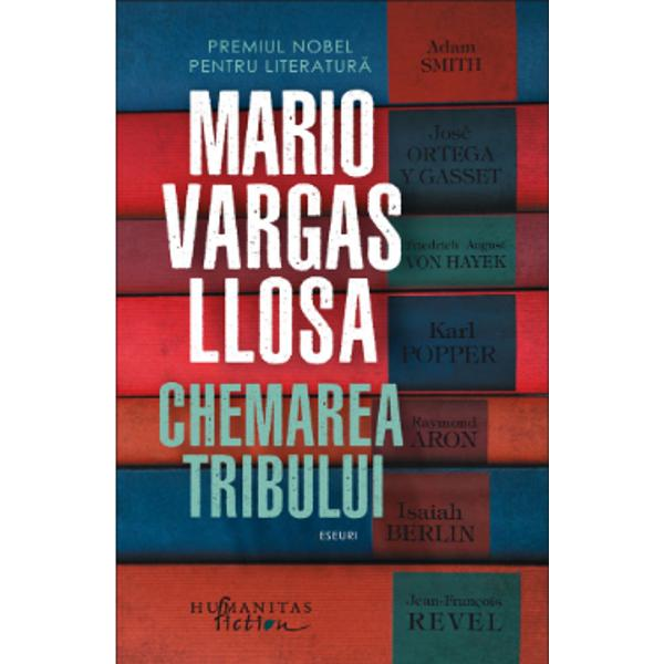"""Volum de eseuri care traseaz&259; exemplar o original&259; istorie a liberalismului purtând amprenta complexei personalit&259;&539;i a autoruluiChemarea tribuluipoate fi considerat totodat&259; &537;i o autobiografie ideologic&259; &537;i politic&259; deoarece dup&259; cum m&259;rturise&537;te Vargas Llosa în primul dintre cele opt capitole în care este structurat&259; cartea """"descrie propria mea istorie intelectual&259; &537;i"""