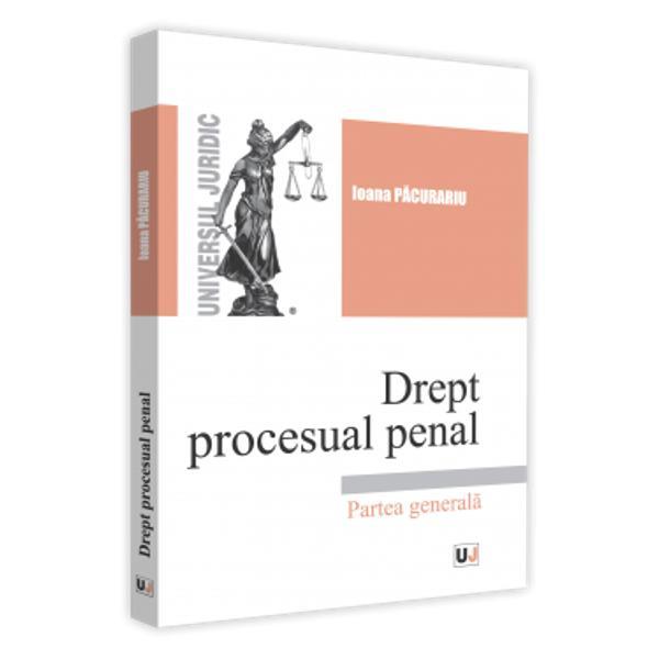 Lucrarea examineaza in lumina doctrinei procesual penale contemporane institu&539;iile fundamentale ale dreptului procesual penal roman potrivit dispozi&539;iilor Codului de procedura penala in vigoare cu respectarea riguroasa &537;i punerea in valoare atat a solu&539;iilor &537;tiin&539;ifice privind reglementarea juridico-penala in general cat &537;i a solu&539;iilor confirmate de practica judiciaraRealizata intr-o maniera &537;tiin&539;ifica foarte clara &537;i