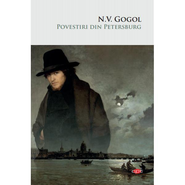 Fie c&259; este un b&259;rbier moc&259;it cic&259;lit de nevast&259; care intr&259; &238;n bucluc din cauza unui nas g&259;sit &238;n p&226;ine sau un func&539;ionar pasionat de litere care &238;&537;i cheltuie&537;te averea pe o manta eroul scrierilor lui Gogol este un om al exceselor Cuprinz&226;nd cele mai reprezentative nuvele ale autorului &8211; &8222;Nevski Prospekt&8220; &8222;Nasul&8220; &8222;Portretul&8220; &8222;Mantaua&8220;