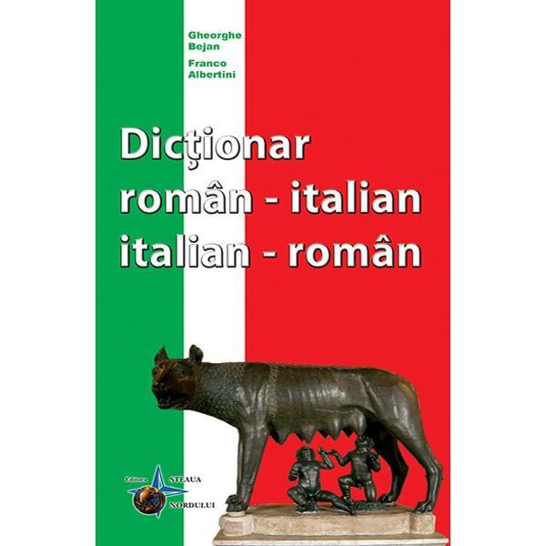 Dic&539;ionarul de fa&539;&259; se adreseaz&259; în primul rând elevilor de toate vârstele precum &537;i marelui public doritor s&259; studieze limba italian&259; Aceast&259; lucrare are un caracter normativ oferind reguli &537;i forme vizuale de transpunere a lexicului pe plan bilingv &537;i red&259; printr-o atent&259; selectare a terminologiei esen&539;a limbii italiene actualeLa întocmirea acestui