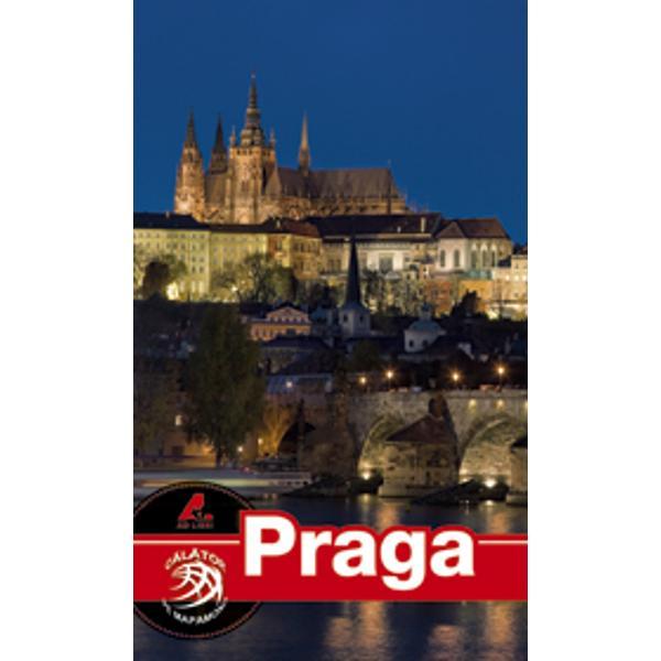 Seriade ghiduri turistice Calator pe mapamond este realizata în totalitate de echipa editurii Ad Libri Fotografi profesionisti si redactori cu experienta au gasit cea mai potrivita formula pentru un ghid turistic Praga complet