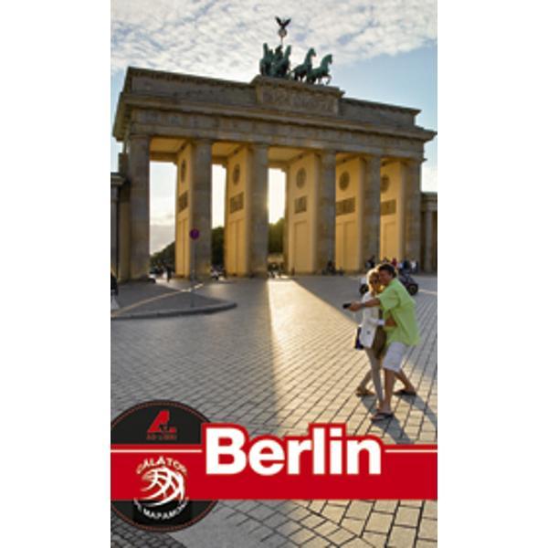 Seria de ghiduri turistice Calator pe mapamond este realizata în totalitate de echipa editurii Ad Libri Fotografi profesionisti si redactori cu experienta au gasit cea mai potrivita formula pentru un ghid turistic Berlin complet