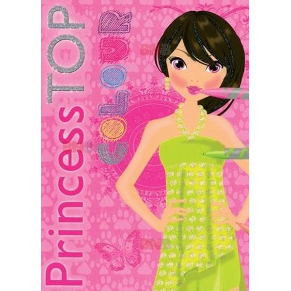 Princess TOP - Color castaniu