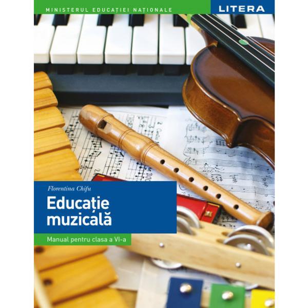Manualul deEducat&806;ie muzical&259;este structurat pe unita&774;t&806;i tematice care dezvolta&774; cont&806;inuturile din programa&774; Prezentate i&770;ntr-o forma&774; deosebit de atractiva&774; lect&806;iile cuprind exemple de activita&774;t&806;i care conduc la formarea de competent&806;e specifice disciplinei Manualul cuprinde numeroase exerci&539;ii întreb&259;ri &537;i propuneri de proiecte care au poten&539;ialul de a capta