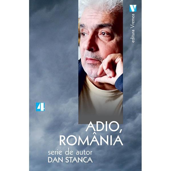 Un nou titlu din seria de autor Dan Stanca Cartea spune povestea a dou&259; familii legate aparent de un simplu manuscris În realitate ambele familii reflect&259; ciclic prin întâmpl&259;ri &537;i destinele membrilor momente din istoria românilor ac&539;iunea pendulând între un viitor apropiat dominat de personaje politice actuale &537;i un trecut nu prea îndep&259;rtat dar care a schimbat complet evolu&539;ia &539;&259;rii