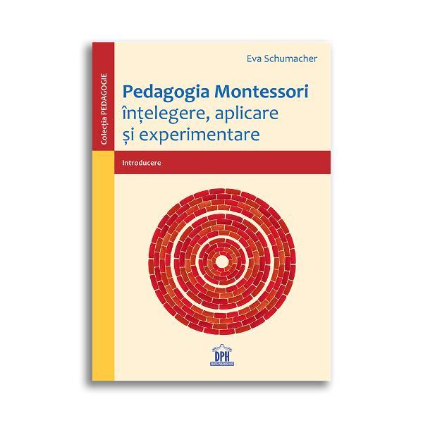Pedagogia Montessori este un reper clasic pentru reforma pedagogic&259;– ast&259;zi mai actual&259; decât oricând pentru c&259; în punctul ei central se afl&259; individualizarea activitatea liber&259; &537;i înv&259;&539;area autonom&259; Aceast&259; introducere cu aplica&539;ii practice dezv&259;luie r&259;d&259;cinile istorice &537;i biografice ale conceptului educa&539;ional al Mariei Montessori &537;i prezint&259; didactica