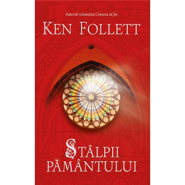 Stâlpii P&259;mantului este un bestseller interna&355;ional cu vânzarirecord; romanul istoric semnat de Ken Follet a fost tradus în peste 30de limbi cumulând mai mult de 150 de milioane de exemplare vândute înîntreaga lumeCartea este apreciat&259; deopotriv&259; de critici cât &351;i de publicul largdevenind rapid o lectur&259; obligatorie a vremurilor noastre - ca dovada afost aleasa de Oprah