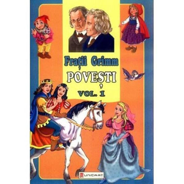 Jacob Grimm 1785-1863 si fratele sau Wilhelm Grimm 1786-1859 sunt recunoscuti drept unii dintre cei mai prolifici culegatori de povesti populare din intreaga lume Basmele lor - ce se adreseaza copiilor de toate varstele - au fost inspirate de miturile si legendele ce au supravietuit timpului si au devenit parte din folclorul local al multor tari Meritul celor doi frati este acela ca au reusit sa pastreze autenticitatea vechilor povesti ele devenind astfel nemuritoare si parte din