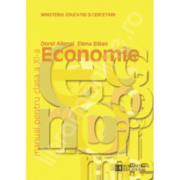 Economie XI 2007