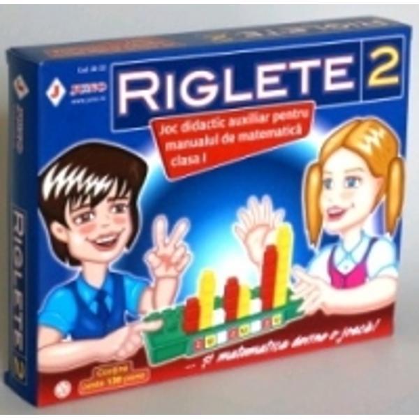 CategorieJocuri didacticeDetaliiEste un joc didactic care contine 130 piese cu ajutorul carora se pot reprezenta numerele de la 1 la 100 si se pot face operatii matematice simple cu acestea adunare si scadereVarsta recomandatapeste 5 ani