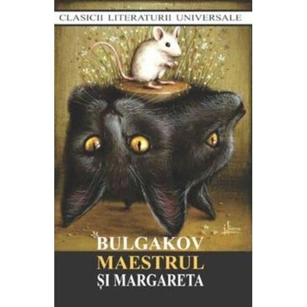 În decursul celor 51 de ani de lecturi multiple Maestrul &537;i Margaret&259; a devenit obiect cu contonden&539;&259; politic&259; antidemo-cratica român al plângerii celor care au luptat pentru libertatea de a spune &537;i de a iubi text al unui procuror intransigent cu nevolnicia uman&259; E suficient s&259; rememor&259;m împliniri cinematografice recente precum cea a lui Rinat Timerkaev 2013 a lui Giovanni Brancale 2008 &537;i a lui Charlotte