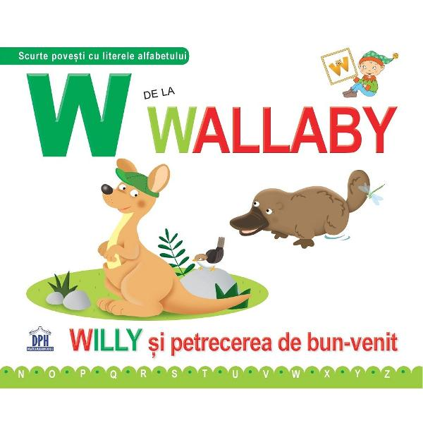 W de la  Wallaby