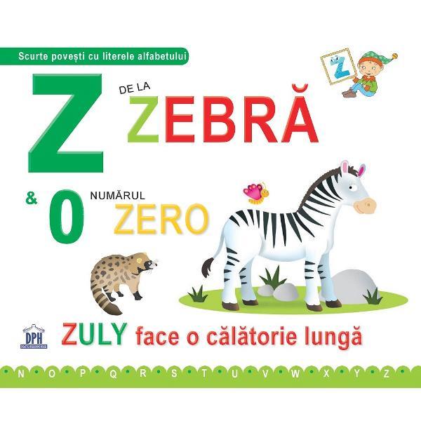 Z de la zebra