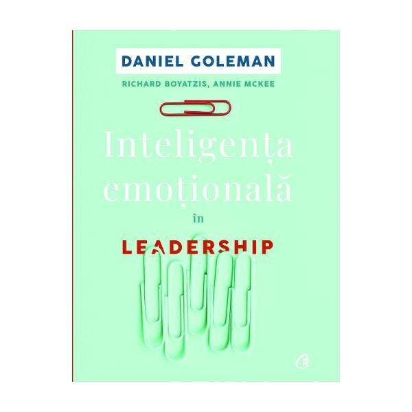 Cum ar arata viata noastra daca institutiile in care lucram ar fi con-duse de lideri care ne inspira Cum ar fi scolile in care invata copiii nostri daca profesorii ar pune accent pe dezvoltarea inteligentei emotionale Si ce s-ar intampla daca ne-am folosi cu inteligenta emotiile in familie si in comunitateIn paginile cartii de fata se regasesc experientele multor lideri cu o inteligenta emotionala deosebita Din cercetarea acestor cazuri au iesit la iveala raspunsuri