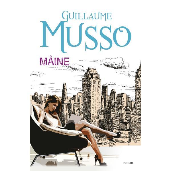 """Guillaume Musso încoronat """"iluzionist al suspansului"""" Le Parisien scoate din joben o nou&259; aventur&259; misterioas&259; &351;i bulversant&259; în stilul care l-a consacratEmma are 32 de ani locuie&351;te la New York &351;i înc&259; îl mai caut&259; pe b&259;rbatul vie&355;ii ei Dup&259; ce &351;i-a pierdut so&355;ia într-un cumplit accident de ma&351;in&259; Matthew Shapiro profesor de"""