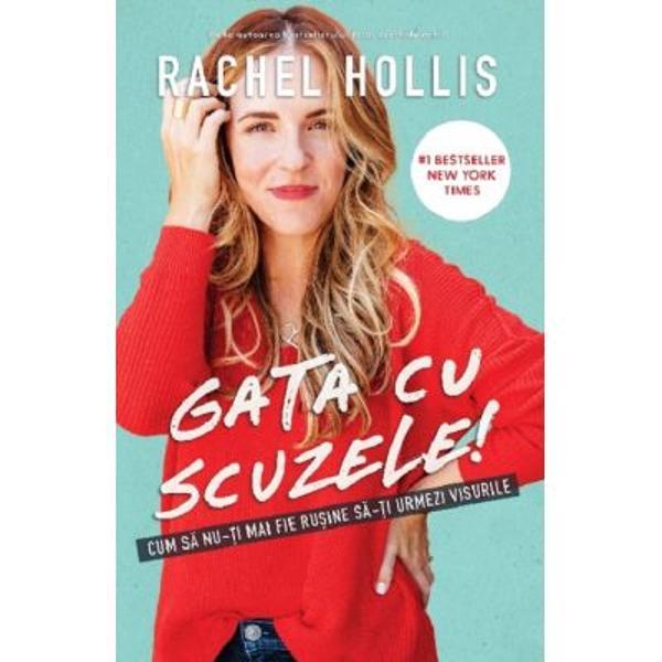 """Bestseller New York TimesDe la autoarea bestsellerului Fata deschide ochii""""Cred ca putem sa schimbam lumea Dar mai intai trebuie sa scapam de teama de a fi judecate pentru ceea ce suntem"""" – Rachel HollisRachel Hollis a vazut prea multe cazuri in care femeile nu-si valorifica in intregime potentialul Chiar daca inima le indeamna sa faca mai mult teama de situatiile jenante de a nu fi perfecte sau de a nu se ridica"""