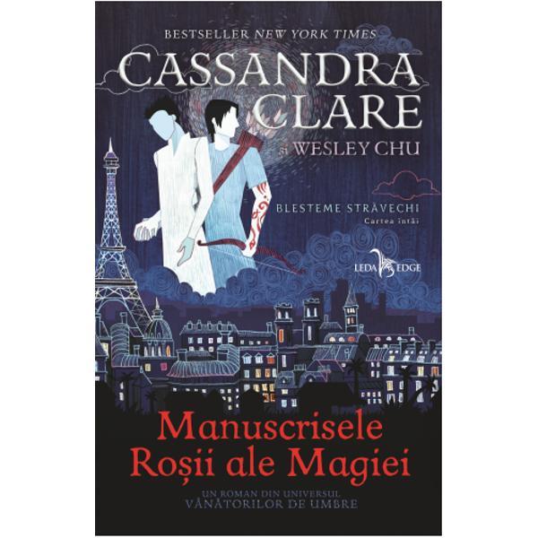 Un roman din universul vân&259;torilor de umbreTot ce voia Magnus Bane era o vacan&539;&259; O c&259;l&259;torie luxoas&259; prin Europa împreun&259; cu Alec Lightwood vân&259;torul de umbre care contrar tuturor a&537;tept&259;rilor este în sfâr&537;it iubitul s&259;u Nici nu dore&537;te prea mult Înaltul Magician b&259;trân de secole Dar abia au ajuns la Paris când o veche prieten&259; sose&537;te cu ve&537;ti