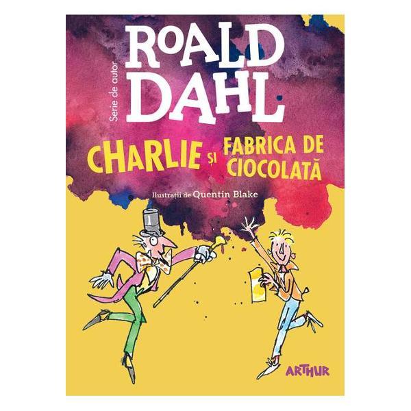 Charlie Bucket este înnebunit dup&259; ciocolat&259; Iar Willy Wonka cel mai iscusit inventator din lume deschide por&539;ile uimitoarei sale fabrici de ciocolat&259; pentru cinci copii noroco&537;i Bomboane care nu se termin&259; niciodat&259; caramele magice acadele-lampadar &537;i un râu de ciocolat&259; cald&259; încânt&259;toare Charlie are nevoie de un singur Bilet de Aur &537;i aceste dulciuri minunate ar putea fitoateale