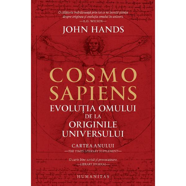 Cosmosapiensse adreseaz&259; cititorilor pasiona&539;i de în&539;elegerea &537;tiin&539;ific&259; a lumii &537;i ofer&259; cea mai cuprinz&259;toare analiz&259; a ideilor &537;tiin&539;ifice actuale de la infla&539;ia cosmic&259; energia întunecat&259; &537;i formarea P&259;mântului pân&259; la apari&539;ia vie&539;ii dezvoltarea cooper&259;rii &537;i manifest&259;rile con&537;tiin&539;ei Prin acest demers autorul