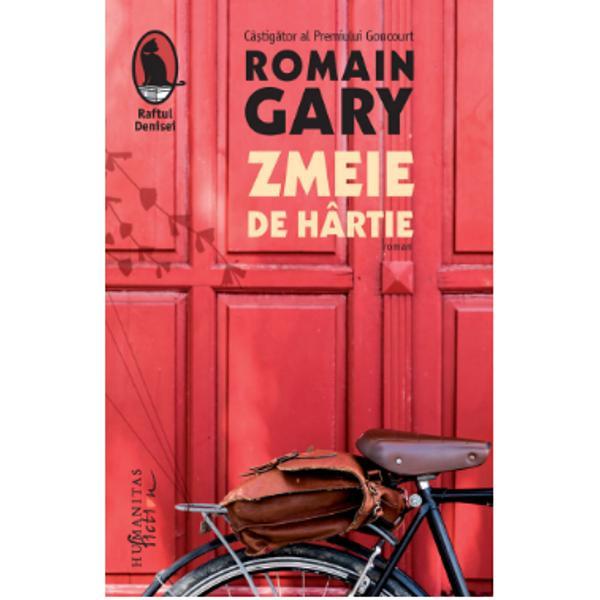 Ultima carte publicat&259; de Romain GaryZmeie de hârtie este unul dintre cele mai frumoase &537;i mai emo&539;ionante romane de dragoste având ca fundal cel de-al Doilea R&259;zboi MondialLudo cre&537;te într-un sat normand în casa unchiului s&259;u Ambroise Fleury celebru pentru c&259; bricoleaz&259; zmeie fabuloase Via&539;a lui lini&537;tit&259; este bulversat&259; în ziua când o întâlne&537;te pe