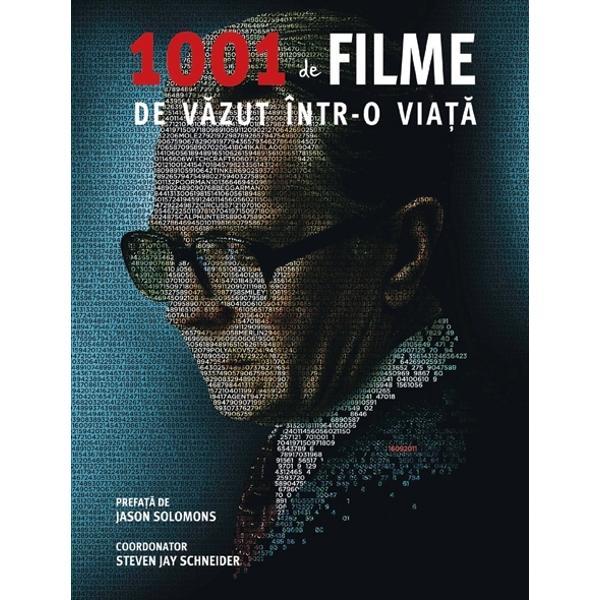 Ilustrat cu sute de cadre din filme cu portrete &351;i postere volumulgrupeaz&259; produc&355;ii cinematografice memorabile din toate genurile de laac&355;iune la documentar &351;i scurt metraj de la anima&355;ie &351;i comedie lamusical &351;i poli&355;ist de la thriller &351;i western la romance Selec&355;iainclude filme realizate în peste 30 de &355;&259;ri &351;i acoper&259; mai bine de 100de ani de cinematografieO carte