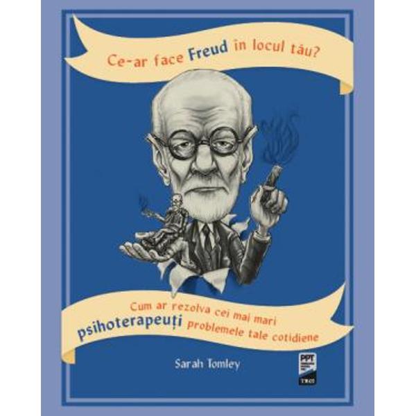 Te ai intrebat vreodata daca BF Skinner ar reusi sa explice de ce nu te poti opri din a ti verifica in permanenta telefonul inteligent  Sau ce ar avea de spus Carl Gustav Jung despre masina ta scumpa pe care ti ai achizitionat o in plina criza a varstei de mijloc  Te ai gandit vreodata sa apelezi la Erich Fromm pentru a te ajuta in cautarea sufletului pereche  Pe jumatate introducere in psihologie pe jumatate ghid de viata aceasta carte ofera informatii clarificatoare si patrunzatoare despre