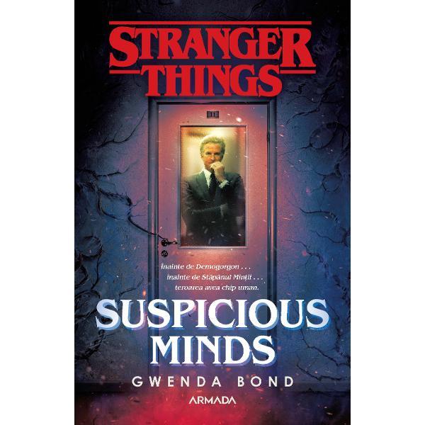 Serie de romane inspirate din universul serialului de televiziune Stranger Things  realizat de NetflixUnul dintre cele mai vizionate &537;i &238;ndr&259;gite seriale din ultimii ani  cu recorduri impresionante de audien&539;&259;  care a cucerit publicul printr-un univers retro  al colora&539;ilor ani &8217;80  plin de mister &537;i de supranatural Un laborator misterios Un om de &537;tiin&539;&259; malefic O istorie secret&259; Suspicious