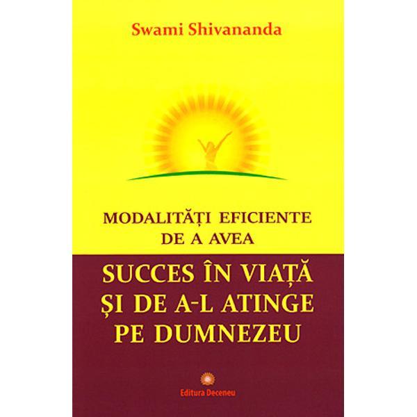 Aceast&259; carte este în mod universal considerat&259; a fi o capodoper&259; a lui Sri Swami Shivanandaji Maharaj ale c&259;rui lucr&259;ri despre Yoga &351;i Vedanta au fost luminile c&259;l&259;uzitoare pentru c&259;ut&259;torii Adev&259;rului din întreaga lumeSri Swamiji prin înv&259;&355;&259;turile &351;i practica sa a pavat drumul nu numai c&259;tre scopul suprem al realiz&259;rii de Sine ci &351;i c&259;tre succesul în