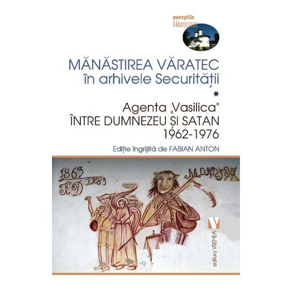 """Stavrofora Nazaria Ni&539;&259; a fost stare&539;a M&259;n&259;stirii V&259;ratec; numele ei este men&539;ionat pentru prima oar&259; în colec&539;ia """"Pove&537;tile V&259;ratecului"""" în al doilea volum de dialoguri cu Maica Benedicta sub forma unui portret plin de laude o c&259;lug&259;ri&539;&259; cult&259; vorbitoare de limbi str&259;ine un om foarte drept uneori dur&259; în rela&539;ia cu monahiile dar o persoan&259; cinstit&259;"""