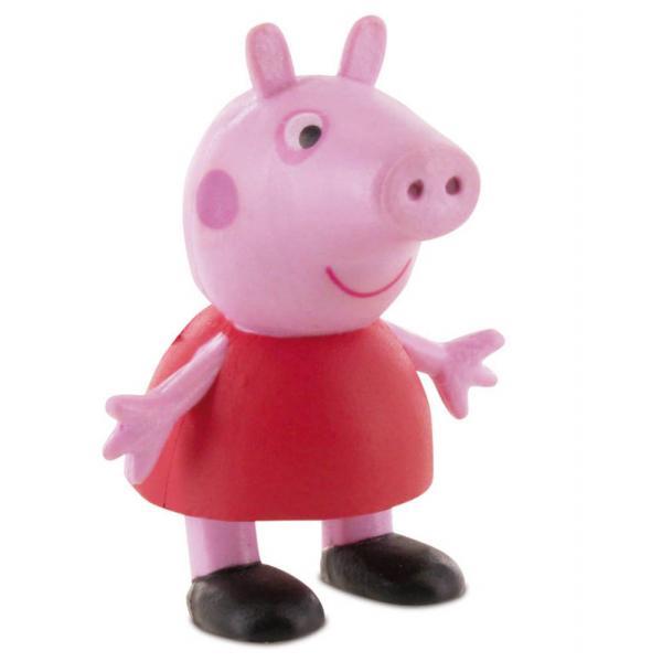 Figurina Comansi - Peppa PigCaracteristici&160;Dimensiune&160;6&160;cmMaterial PlasticVarsta recomandata 3 ani