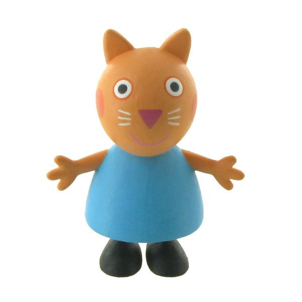 Figurina Comansi - Peppa Pig - CandyCaracteristici&160;Dimensiune 6 cmMaterial PlasticVarsta recomandata 3 ani