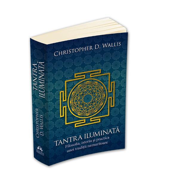 """""""Tantra iluminata"""" este un adevarat manual pentru cautatorul secolului al XXI-lea continand informatii destinate mai multor niveluri de intelegere atat despre istoria si filosofia tantrei cat si despre practicile sivaismul non-dualist sistemul ei cel mai inalt Indiferent de interesul pe care cititorul l-ar avea legat de tantra – obtinerea unei viziuni corecte despre acest sistem completarea cunoasterii legate de teoria sau practica tantrica etc – el va gasi in"""