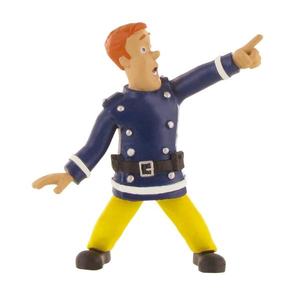 Figurina Comansi - Fireman Sam-Fireman SamCaracteristiciDimensiune 9 cmMaterial PlasticVarsta recomandata 3 ani