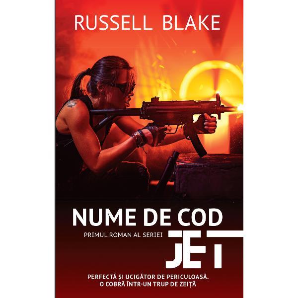 Jet este primul volum al seriei cu acela&351;i nume în care Russell Blake relateaz&259; aventurile lui Maya Personajul are numele de cod Jet &351;i este cel mai dur agent al Mossadului Dup&259; un timp î&351;i regizeaz&259; propria moarte pentru a sc&259;pa de via&355;a ei institu&355;ional&259; Dar trecutul nu o iart&259; &351;i nici du&351;manii ei Când noua ei via&355;&259; pe o insul&259; lini&351;tit&259; este tulburat&259; de un atac violent