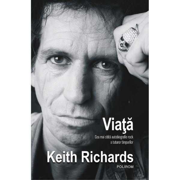 Traducere din limba englez&259; &351;i note de Veronica D Niculescu &351;i Lucian NiculescuCea mai citit&259; autobiografie rock a tuturor timpurilorÎndelung a&351;teptata autobiografie a celebrului chitarist compozitor solist &351;i membru fondator al forma&355;iei Rolling Stones spune povestea unei vie&355;i