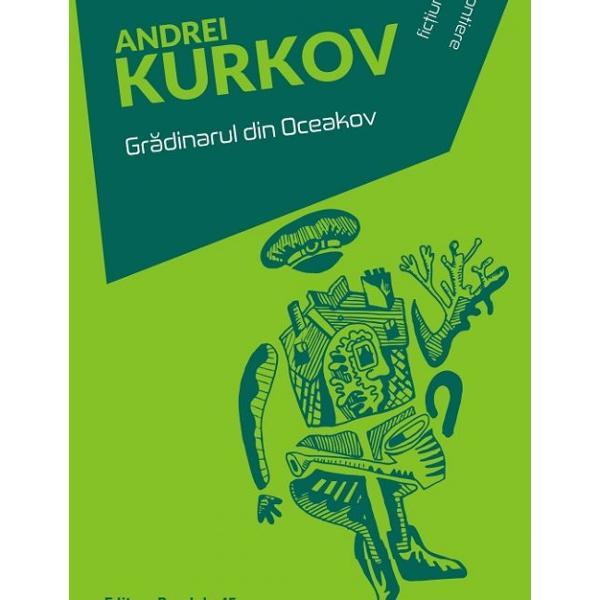 &206;n Gr&259;dinarul din Oceakov fantasticul h&226;tru ca la Bulgakov coexist&259; cu un realism frust decupat chirurgical dar cu umor Kurkov mixeaz&259; inedit dou&259; epoci istorice &8211;a Ucrainei &8222;URSS-iste&8220; din anii &8217;50 &537;i a Ucrainei de azi &8211; construind un roman &238;n care suspansul &537;i misterul romantismul &537;i brutalitatea ne sunt &238;nf&259;&539;i&537;ate ca &238;ntr-un joc captivant cu bandi&539;i