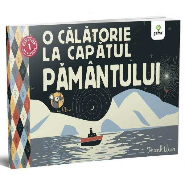 Sunt atât de multe de v&259;zut la cap&259;tul lumii Al&259;tur&259;-te tân&259;rului explorator &537;i prietenului s&259;u Maus într-o c&259;l&259;torie pe mare spre Antarctica unde cei doi se împrietenesc cu pinguini &537;i balene – &537;i se distreaz&259; de minune Tinerii cititori cu zâmbetul pe buze vor fi fascina&539;i de neobi&537;nuita lume magic&259; pe care a creat-o Frank Viva autorul bestsellerului Along a Long Road