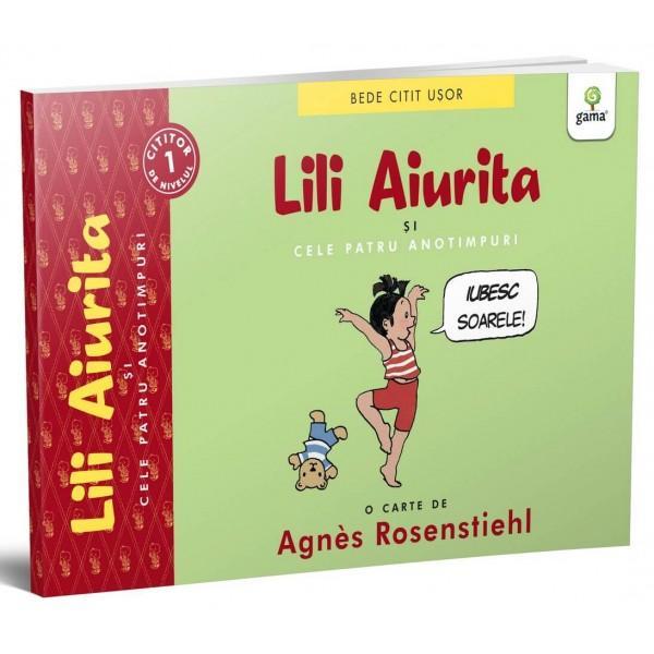 Lili este o feti&539;&259; curajoas&259; care se bucur&259; de pl&259;cerile nea&537;teptate ale fiec&259;rui anotimp prim&259;vara se joac&259; în parc vara caut&259; scoici la mare toamna gust&259; din toate soiurile de mere iar iarna se bucur&259; de z&259;pad&259; În fascinante episoade ciclice Agnès Rosenstiehl unul dintre cei mai importan&539;i autori francezi de carte pentru copii red&259; cu ingeniozitate capacitatea celor mici de a se minuna