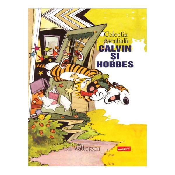 Una dintre cele mai amuzante inteligente &537;i surprinz&259;toare benzi desenate din toate timpurileCalvin &537;i Hobbeso s&259; v&259; uimeasc&259; o s&259; v&259; încânte o s&259; v&259; lase cu zâmbetul pe buze multu dup&259; ce a&539;i citit cartea