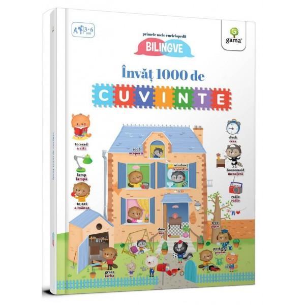 În acest volum ve&539;i g&259;si peste 1000 de cuvinte ilustrate organizate pe tematici jocuri &537;i juc&259;rii meserii anotimpuri sporturi forme culori ac&539;iuni no&539;iuni opuse etc Fiecare cuvânt este notat în dreptul imaginii potrivite atât în limba englez&259; cât &537;i în limba român&259;Folosi&539;i cartea ca pe un dic&539;ionar dar &537;i ca pe o carte de explorare invitând copilul s&259;