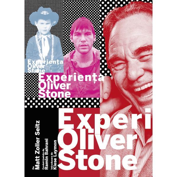 Stone însu&351;i a servit drept ghid pentru aceast&259; retrospectiv&259; a opereisale care nu ascunde nimic – o monografie deosebit decandid&259; &351;i de comprehensiv&259; a renumitului scenarist &351;i regizor dereferin&355;&259; în istoria cinematografiei în forma unui interviuoralPe parcursul a cinci ani regizorul premiat cu Oscar Oliver StoneMidnight Express Scarface Platoon JFK Natural BornKillers