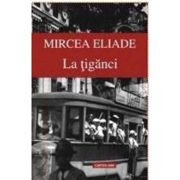 """""""La tiganci"""" este o nuvela fantastica scrisa de Mircea Eliade la Paris si publicata la noi in tara in 1969 A fost considerata o capodopera a fantasticului romanesc Tema nuvelei poate fi considerata iesirea din spatiul si timpul istoric si intrarea in cel mitic circular Astfel actiunea nuvelei este prinsa intre spatiu real in care evolueaza personajul confruntat cu inefabilul vietii si spatiul mitic al """"trecerii dincolo"""" Protagonistul intamplarilor fantastice este"""