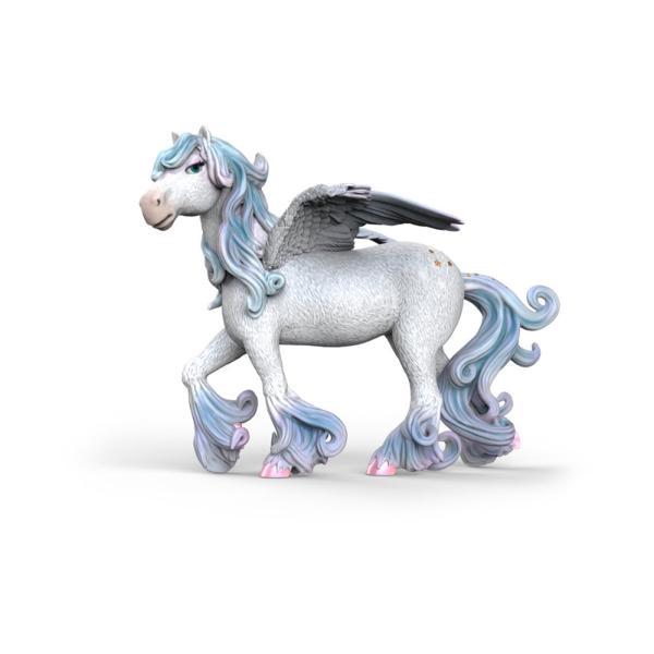 Figurina Papo-Pegasus bleuFigurina&160;Papo-Pegasus bleu este o jucarie pentru copiiDimensiuneLxlxh 125x655x84 cmRecomandat 3 ani
