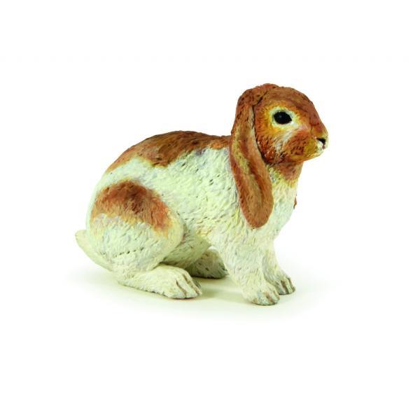 Figurina Papo-Iepure de Lop este o jucurie&160; pentru copiiDimensiuneLxh 58x43 cmRecomandat 3 ani