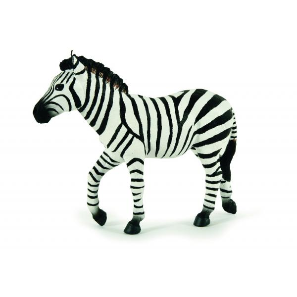 Figurina Papo-Zebra masculina este o jucarie pentru copiiDimensiuneLxh 105x85 cmRecomandat 3 ani