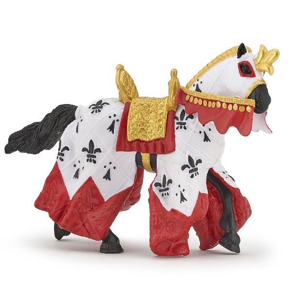 Figurina Papo-Calul Regelui Arthur este o jucarie pentru copiiDimensiuneLxh 15x8 cmRecomandat 3 ani