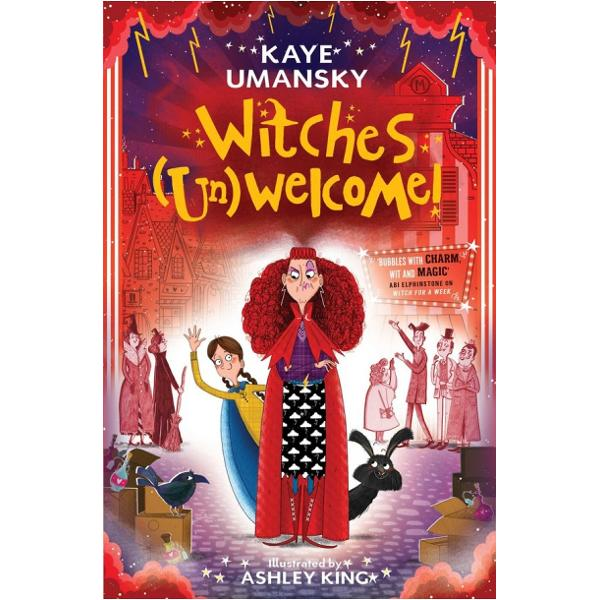 Everyone is already the spell of this funny series from Kaye UmanskyUmansky is one of our most delightful comic writers Read aloud and chortle together The Sunday TimesA Bewitching tale charmingly told and is certain to delight any witch in the making MG Leonard award-winning author of Beetle BoyA gorgeous story that bubbles with charm wit and magic Abi Elphinstone author of Sky SongBursting with memorable characters a huge